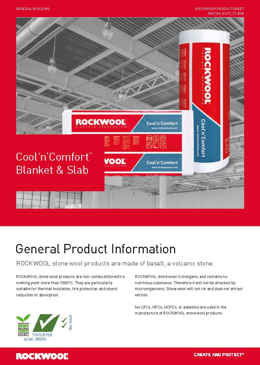 Cool'n'Comfort™ Blanket & Slab